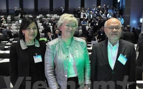 Förderung der Zusammenarbeit im Bereich der Meeresprodukte zwischen Vietnam und Norwegen - ảnh 1