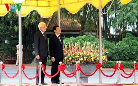 Vietnam will strategische Partnerschaft mit Italien vertiefen - ảnh 1