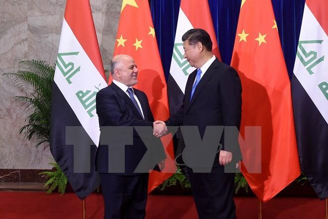 China und Irak pflegen strategische Partnerschaft - ảnh 1