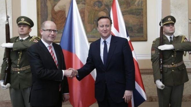 Tschechien will Großbritannien zum Verbleib in der EU stark machen - ảnh 1