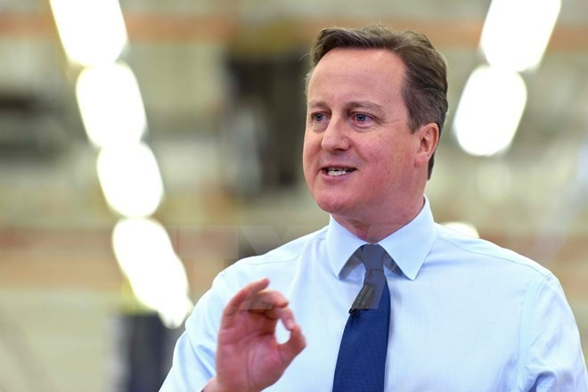 Großbritanniens Medien sind geteilt über den EU-Verbleib - ảnh 1