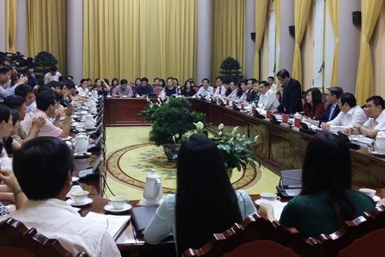 Büro des Staatspräsidenten veröffentlicht neue Gesetze - ảnh 1