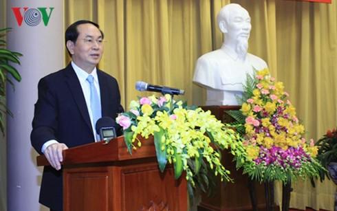Sitzung der Innenkommission der Partei - ảnh 1