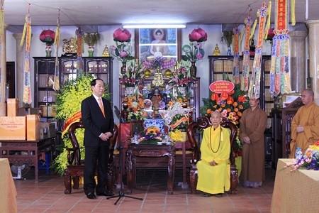 Vietnam respektiert die Freiheit seiner Bürger bei der Ausübung ihres Glaubens und ihrer Religion - ảnh 1