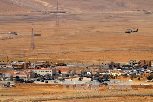 Syrische Armee erobert großes Wüstengebiet in Zentralsyrien - ảnh 1