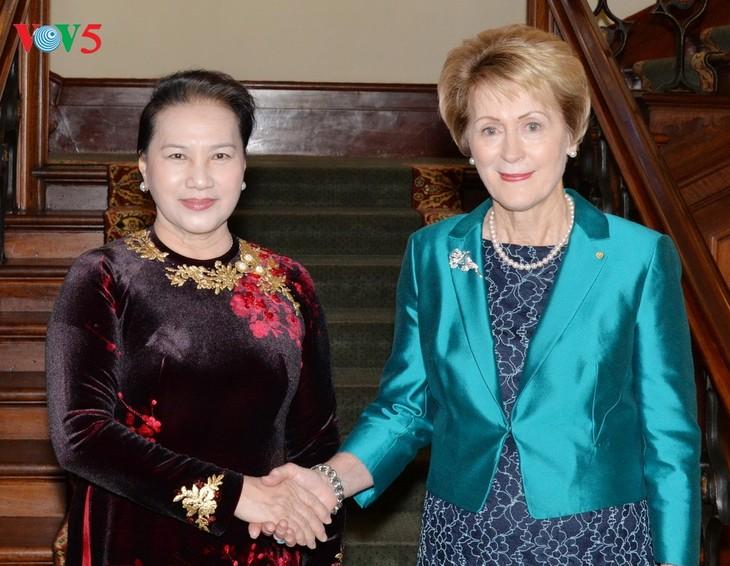 Vertiefung der Beziehungen zwischen Vietnam und dem Bundesland Western Australien - ảnh 1