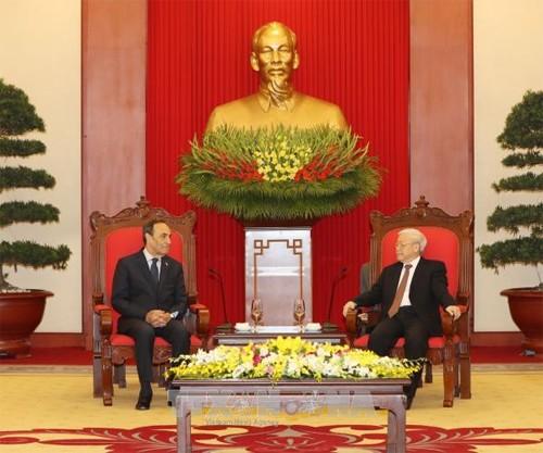 Vietnam und Marokko wollen Beziehungen vertiefen - ảnh 1