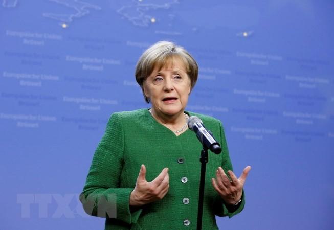 Deutschland: Neue Bundesregierung ist komplet - ảnh 1