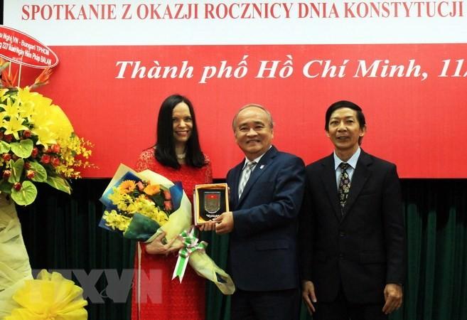 Förderung der Freundschaft zwischen Vietnam und Polen - ảnh 1