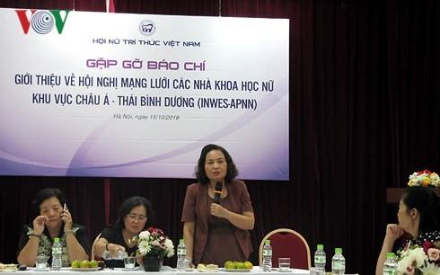 Konferenz der Wissenschaftlerinnen im asiatisch-pazifischen Raum - ảnh 1