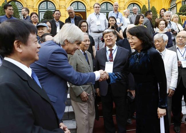 Vizestaatspräsidentin Dang Thi Ngoc Thinh: Vietnam fördert internationalen Austausch von Musik - ảnh 1