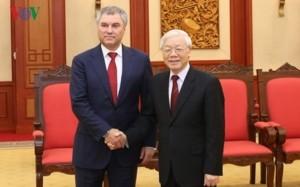 Vietnam lege großen Wert auf strategische und umfassende Partnerschaft mit Russland - ảnh 1