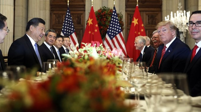 Fortschritte bei Handelsverhandlungen zwischen USA und China - ảnh 1