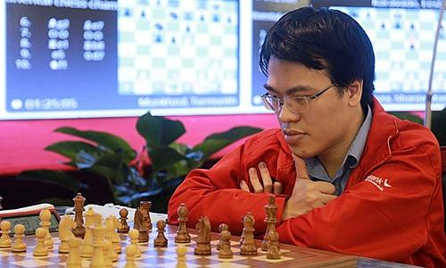 Quang Liem zum ersten Mal Asienmeister im Schach - ảnh 1