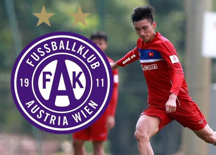 Doan Van Hau will in Österreich bei Austria Wien spielen - ảnh 1