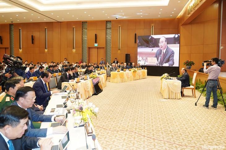 E-Cabinet wird zum ersten Mal bei Kabinettsitzung eingesetzt - ảnh 1