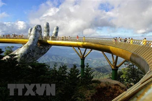 Danang ist eines der drei favorisierten Reiseziele der Südkoreaner zum Vollmondfest - ảnh 1