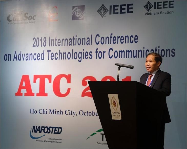Internationale Konferenz über moderne Kommunikationstechnologien - ảnh 1