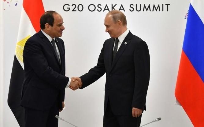 Russland und Afrika sind bereit für weitere Schritte der Entwicklung - ảnh 1