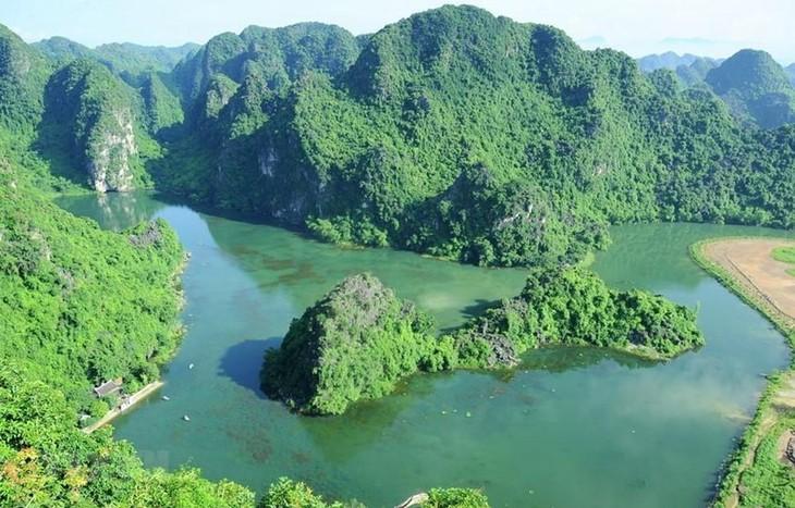 Festlegung mit Grenzsteinen für das Welterbe von Trang An - ảnh 1
