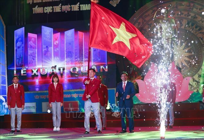 Vietnamesische Sportler sind bereit für die SEA Games 2019 - ảnh 1
