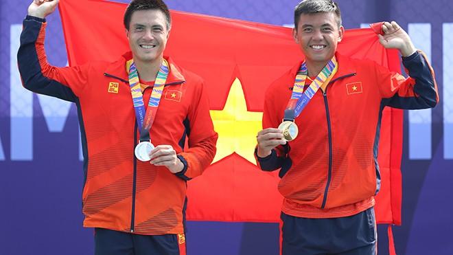 Vietnam siegt im Fechtfinale gegen Thailand - ảnh 1