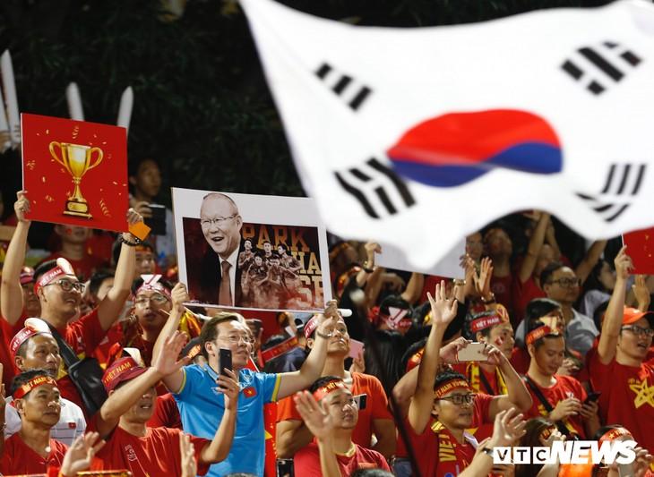 Vietnamesische U22-Fußballspieler holen Goldmedaille bei SEA Games - ảnh 1