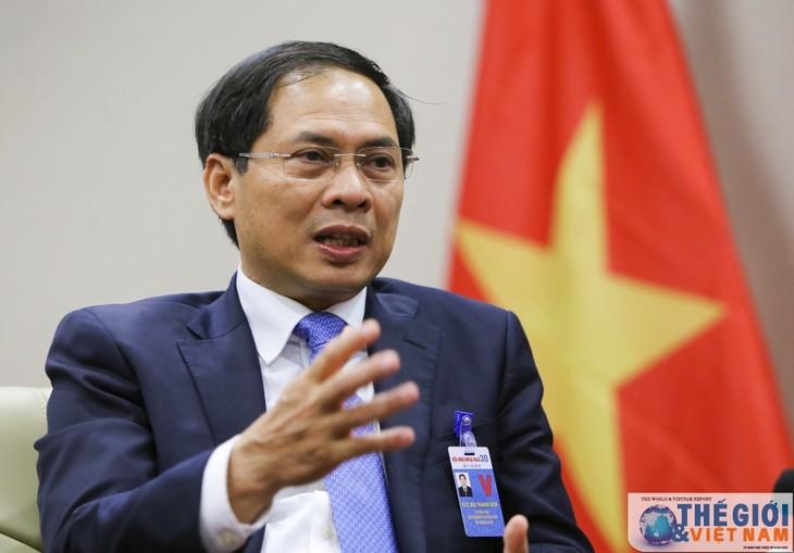 Eröffnung der Konferenz über Zusammenarbeit zwischen Vietnam und ausländischen Nichtregierungsorganisationen - ảnh 1