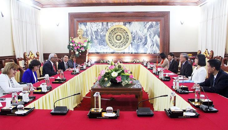 Vietnam und Kuba wollen Zusammenarbeit beim Gesetzesaufbau verstärken - ảnh 1