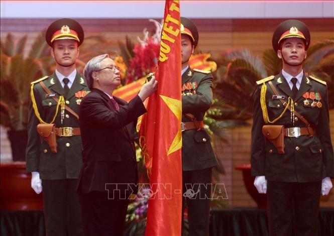 Politisches Parteigremium der vietnamesischen Volksarmee feiert 75. Gründungstag - ảnh 1