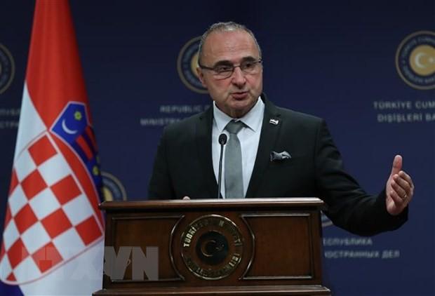 Die Schwerpunkte von Kroatiens EU-Ratspräsidentschaft  - ảnh 1