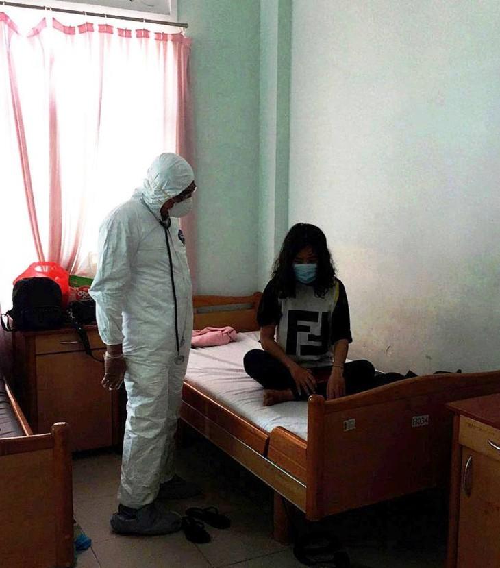 Zwei vom Coronavirus infizierte Menschen werden vom Krankenhaus in Vietnam entlassen - ảnh 1