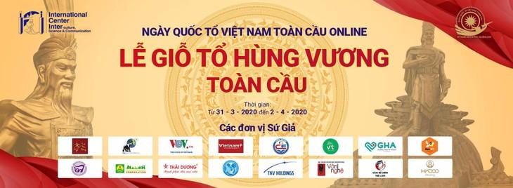 Vietnamesen feiern weltweit Todestag der Hung-Könige Online - ảnh 1