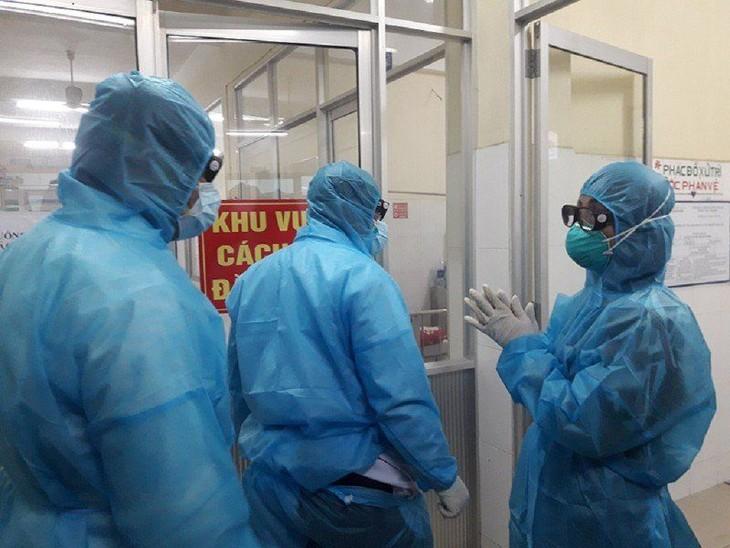 Aktuelle Lage der COVID-19-Epidemie in Vietnam - ảnh 1