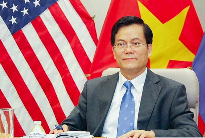 Vietnam und USA arbeiten beim Kampf gegen Covid-19 zusammen - ảnh 1