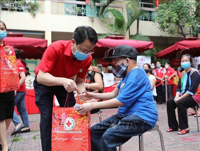 Förderung der Integration der Menschen mit Behinderung während der COVID-19-Pandemie - ảnh 1