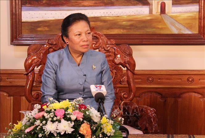 Glückwunschtelegramm zum 130. Geburtstag Ho Chi Minhs - ảnh 1