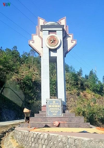 Die nationale Sondergedenkstätte Tran-Hung-Dao-Wald – Der Geburtsort der vietnamesischen Volksarmee - ảnh 1