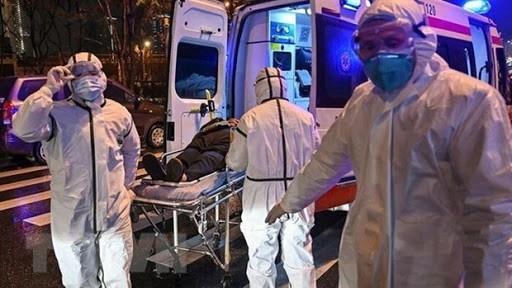 Weltlage der COVID-19-Pandemie - ảnh 1