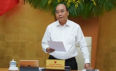 Premierminister Nguyen Xuan Phuc: Alles tun um, sozialwirtschaftliche Ziele zu erreichen - ảnh 1