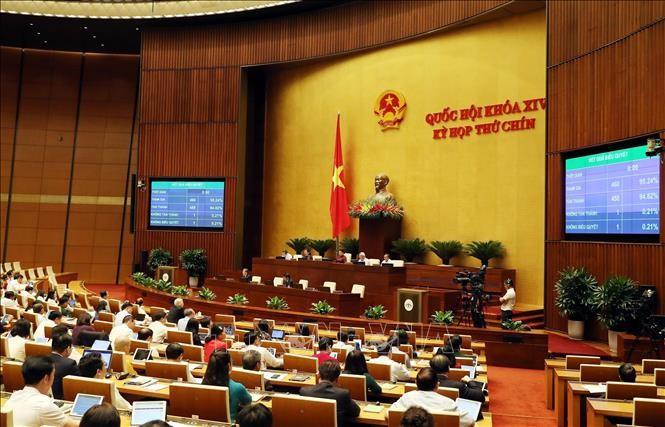 Vietnam ist offiziell Mitglied der Konvention 105 zum Verbot von Zwangsarbeit - ảnh 1