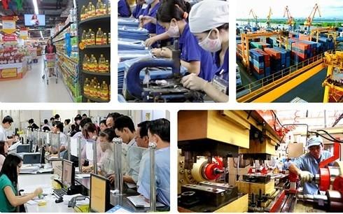 Lösungspakete der Regierung bewahrt Wirtschaftswachstumsziel - ảnh 1