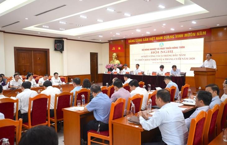 Vietnamesische Landwirtschaft will Vorteile der Branchen entfalten und Wachstumsziele nicht verändern - ảnh 1