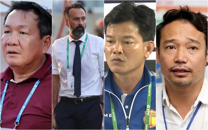 V-League 2020 ist schon meisterhaft mit Trainerwechsel - ảnh 1