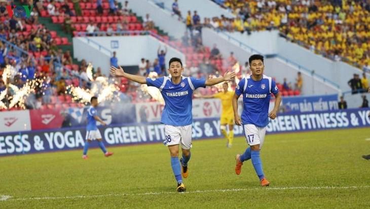 """Fußballklubs """"Ho Chi Minh Stadt"""" und """"Than Quang Ninh"""" haben gute Chance in AFC Cup weiterzukommen - ảnh 1"""