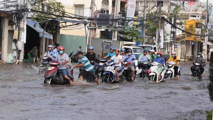 Deutschland hilft Vietnam bei der Anpassung an den Klimawandel - ảnh 1