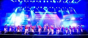 Eröffnung des Tourismus-Festivals in Ho Chi Minh Stadt 2020 - ảnh 1