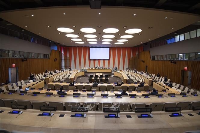 Vietnam und Weltsicherheitsrat: COVID-19-Pandemie gefährdet Aufbau des Friedens in Konfliktländern - ảnh 1
