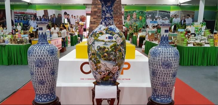 Hanoi verbindet den Handel der OCOP-Produkte - ảnh 1