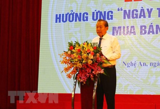 Vietnam verpflichtet sich, entschieden den Menschenhandel zu bekämpfen - ảnh 1